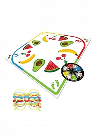 Fondle Fruity Hands On Game