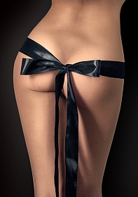 Silky Ribbon - Black