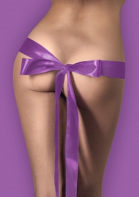 Silky Ribbon - Purple