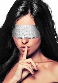 Myst�re Lace Mask - White
