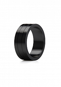 Metal Cockring II - Black