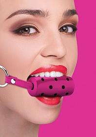 Cylinder Gag - Pink