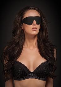 Reversible Eyemask - Black