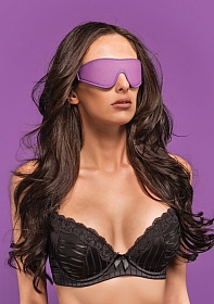 Reversible Eyemask - Purple