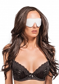 Reversible Eyemask - White
