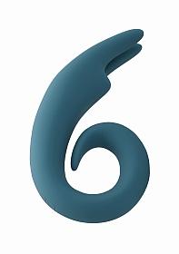Lithe - Flexible Vibrator - Blue