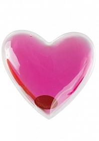 Hot Heart Massager - Pink