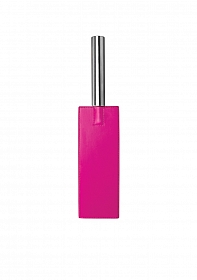 Leather Paddle - Pink