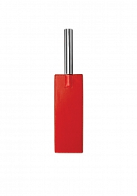 Leather Paddle - Red
