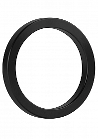 Metal Cockring - Black