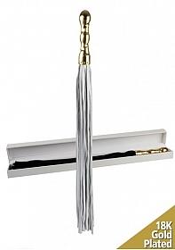Luxury Whip - Gold / White