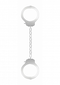 Pleasure Legcuffs - White
