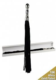 Luxury Whip - White Gold / Black