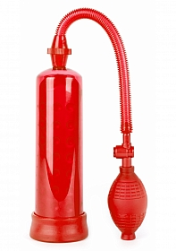 Bubble Power Pump - Red