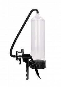 Elite Beginner Pump - Transparent