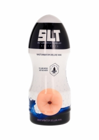 Self Lubrication Masturbator Deluxe Anal - Flesh
