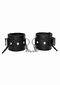 Electro Handcuffs - Black