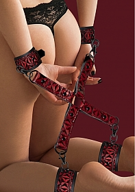 Luxury Hogtie - Burgundy