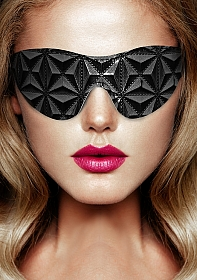 Luxury Eye Mask - Black