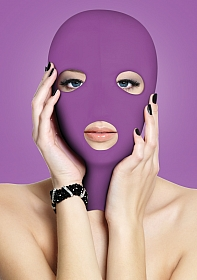 Subversion Mask - Purple