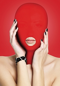 Submission Mask - Red