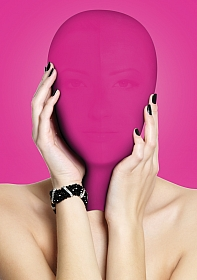 Subjugation Mask - Pink