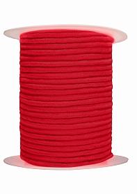 Bondage Rope - 100 Meters - Red