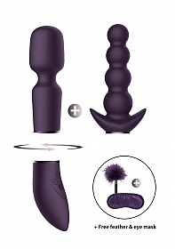 Pleasure Kit #3 - Purple
